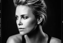 Beauty - Charlize Theron / Stunning actress; Charlize Theron. Orignally from South-Africa
