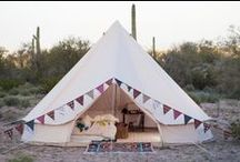 bellicious loveliness / A beautiful collection of things we fancy and ideas we love, all to make beautiful bell tents that little but extra magic.