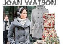 Joan Watson style