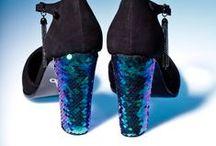 Pleasemachine / Designer shoes, High Heels, Platform sandals  Pleasemachine footwear by Anna Zaboeva