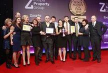 Awards / We strive to challenge the traditional concepts and perceptions used in the property industry by driving change and innovation: we have been rewarded by being voted the Sunday Times Best Estate Agency in the United Kingdom.