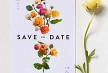 Bodas - Save the Date -
