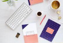LeBlue - colección para emprendedores valientes - / Sabemos lo difícil que es compaginarlo todo en el trabajo para que las cosas salgan bien (y más cuando tienes que compaginar vida laboral con familiar), por eso hemos diseñado este pack con diseño minimalista para ayudarte a organizar tu día a día y gestionar todas tus tareas empresariales, creativas y familiares.