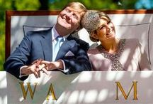 "Royal Family - NL Working / King Willem-Alexander & Queen Maxima - ""Work in Progress"": Official events and visits."