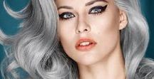 My (Secret) Wish / Grey hair....hope to have this beautiful color some day... Natural or with a little help ;-)