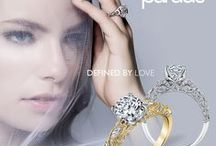 Parade Design / Parade Design Jewelry line.  Bridal, wedding, engagement, diamond rings.  Yellow, rose, white gold. 14kt and 18kt. Micro pave, solitaire, princess, round, marquise, ovals, pears, and more.