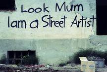 --> Art&Street <-- / by C...