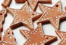 Handmade Christmas / Christmas decorations for a handmade Christmas