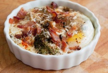 Breakfast / Some breakfast recipes we may have to try out at the Inn.