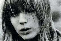 Have ya seen ya'mother baby? / Girls and ephemera of The Rolling Stones