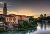 #Verona / The city of love.. and #AirDolomiti headquarters