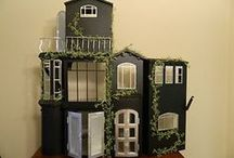 monster high house / by Rachel Cotterman