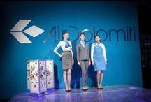 New Uniforms Event / http://www.airdolomiti.it/news-press/comunicazione-eventi/nuovo-look-per-le-assistenti-di-volo-air-dolomiti.html