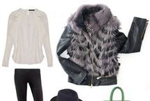 Outfit SHERì / Sherì handmade in Italy - Fur Fashion outfit