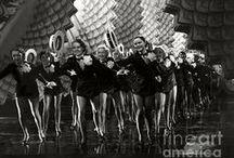 L.A. Chorus Girls (Show Girls)