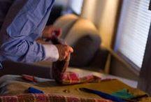 Montre moi ton dressing, je te dirais qui tu es... / Série photographiée par Margaux Faes pour ohetpuis.com