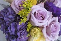 Purple Wedding Bouquets / For the purple lovers of the world this board is designed to show all of the purple options out there!