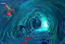 FANTASTİK SÜRREAL SOFİST SANAT / Yağlıboya,Akrilik,Suluboya,Ekolin,Karakalem,Pastel,Kolaj ve 3 boyutlu resimler-eserler,yapıt ve ürünler-Sürreal Fantastik Sofist sanat