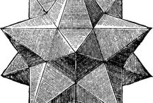 Geometry & Alchemy / Charting mystery / by Lisa