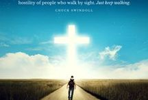 Chuck Swindoll Quotes / Short quotes to encourage you in your Christian faith.