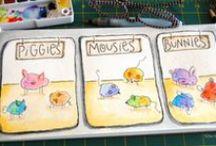 Watercolor Art For Kids