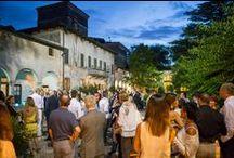 Festa D'Estate 2014 / 5 agosto 2014 presso Villa La Mattarana si è tenuta la Festa d'Estate per salutare Michael Kraus a capo della compagnia per 11 anni