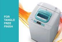#Hitachi Washing Machines / Hitachi Front Load and Top Load Washing Machines