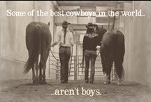 Cowgirls!! / by St. Paul Rodeo