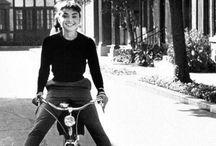 Audrey Hepburn / inspire.