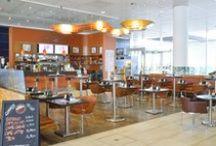 Spazio Italia @Munich_Airport / Spazio Italia at Terminal 2 Munich Airport