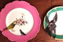 VINTAGE CHINA / How to use vintage China in the most creative ways.