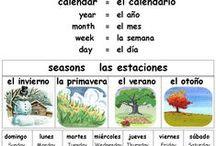 HOMESCHOOL -- Spanish / ayuda para aprender español