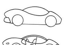 draw car..... / Hogyan rajzoljunk járműveket gyerekekkel?