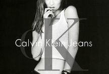 Inspired by: Calvin Klein