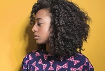 Hair ideas! / Natural hair, and other cool things to do with your hair.  / by Imani Boone