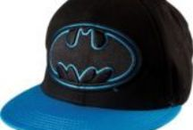 Snapbacks & Lids / You get to know a lot about a person by the lids they deem worthy (Not gonna lie, I kinda want every single Batman snapback).