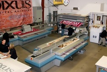 """Technology / No longer are you constrained by out dated technology. Pixus utilizing today's most advanced technology essential to """"bringing color to your ideas."""" http://www.pixus.com/products-services/uv-flatbread-graphics.html / by Pixus Digital Printing"""