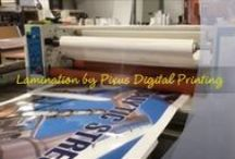 Posters / Posters are an exceptional medium to capture attention of a customer's eye. Many are used for indoor and outdoor applications and are custom printed to almost any size onto any substrate imaginable. Marvelous cutting edge technology like digital high resolution have contributed immensely to its popularity. http://www.pixus.com/products-services/posters.html / by Pixus Digital Printing
