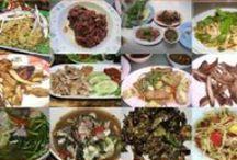 อาหารอีสาน Isanfood / รวมสูตร และวิธีทำอาหารอีสานจากครัวบ้านมหา