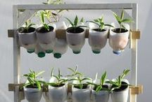 DIY Reuse Projects / Projects you can make from recycled materials