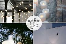 Lichter zur Hochzeit / Lichter zur Hochzeit