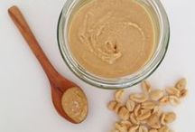 The art of nut butters. / Healthy nut butter recipes