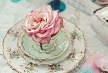 Hochzeit in mint und rosa / Hochzeit mint und rosa