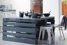 Pallet Furniture Ideas / Do it Yourself : Pallet Furniture Ideas