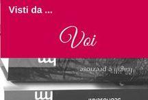 Harlequin Mondadori vista da ...te! - Area Lettori / Scatti, citazioni, disegni... i nostri romanzi visti da voi! Inviateci i vostri materiali, saranno pubblicati in questa speciali Area Fan! :-)