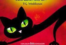 Scoprite le card di Black Cat Mysteries / Per voi, le simpatiche vignette nate dalla serie di Black Gatto Detective. Scegliete la vostra preferita e condividete! :-)