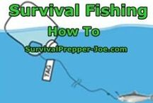 Survival Fishing and Hunting
