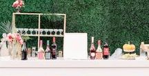 A Signature Display / Bar rentals for events and weddings
