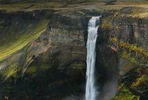 Cataratas - Cascadas