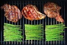Healthy Grilling Recipes / Grilling can make your food taste great. Find wonderful grilling techniques and recipes here on how to do it best and in the most healthy ways.